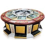 番禺游戏机厂直销海洋之星 大金鲨 ,轮盘,连线机