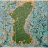 黄进沟痕主义油画