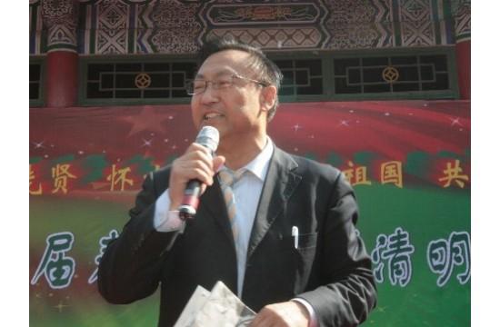 沟痕主义油画家黄进赞刘书环先生
