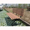 防腐木座椅、户外休息座椅,塑木桌椅、公园椅子、塑木长凳