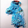 新疆披肩丝巾 原创设计 丝路拾香 手工绘制民族时尚文化礼品