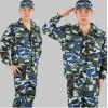 供应迷彩服,工作服,军训服装,军训服,军训专用迷彩服
