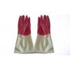 天然双色乳胶手套