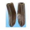 羊毛毡袜子、煤矿毡袜子